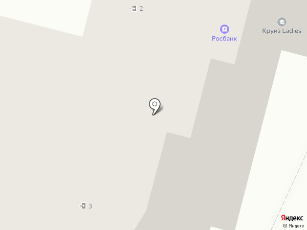 Росбанк, ПАО на карте Твери