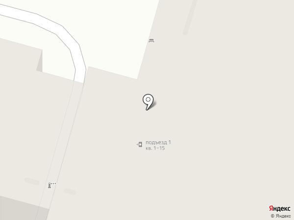 Юниум на карте Твери