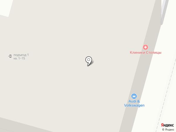 Декорофф-инжиниринг на карте Твери