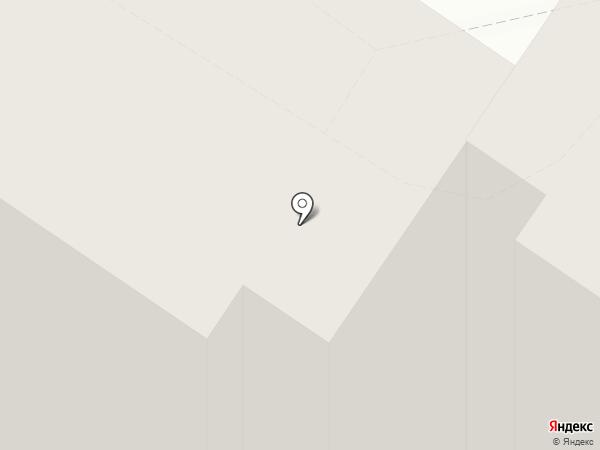 Акела на карте Твери