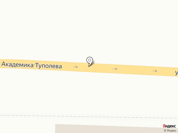 Микс на карте Твери