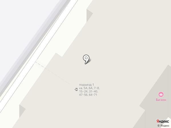 Лоскуток на карте Твери