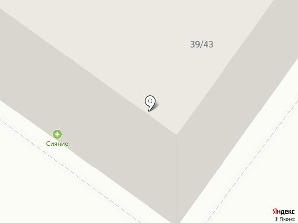 Трактиръ на карте Твери