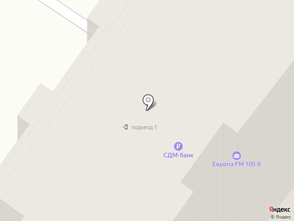 АНТЕК на карте Твери