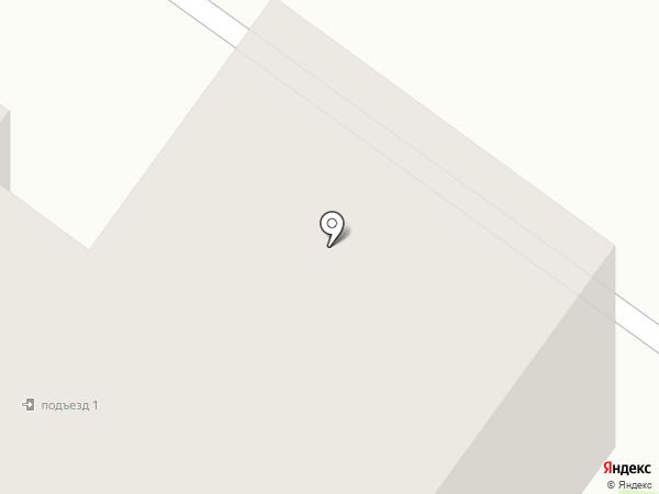 Черный лекарь на карте Твери