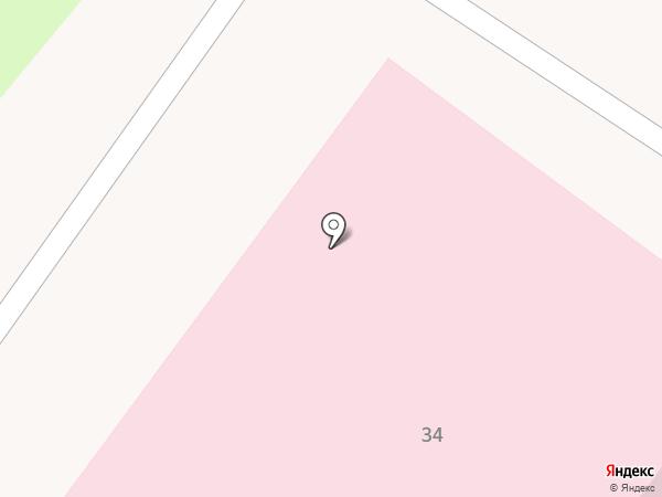Сердечно-сосудистый центр на карте Твери