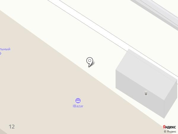 Магазин автозапчастей для иномарок на карте Твери