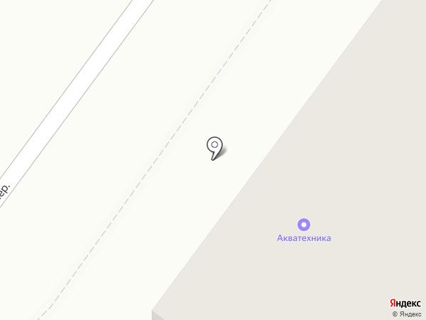 Акватехника на карте Твери
