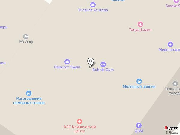 КомСервисАктив на карте Твери