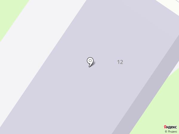 Тверской торгово-экономический колледж на карте Твери