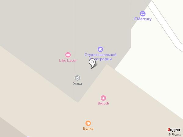Семья и Я на карте Твери