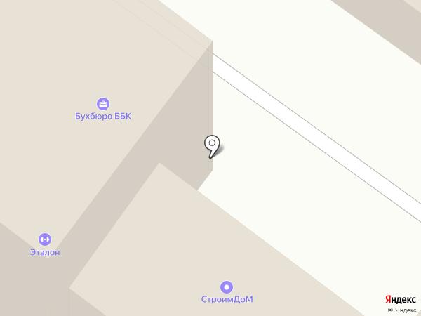 Юридическое бюро Трегубова на карте Твери