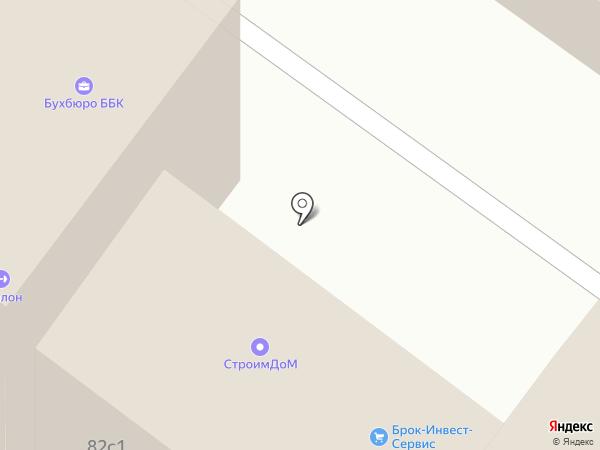 СВЭС на карте Твери