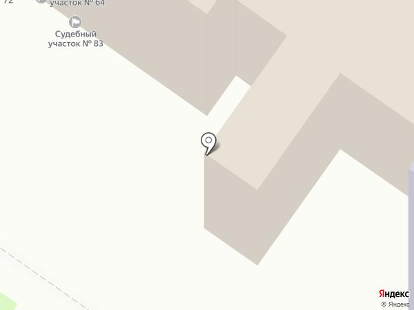 Информбюро на карте Твери