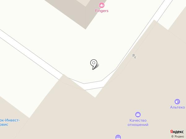 БМ Графикс на карте Твери