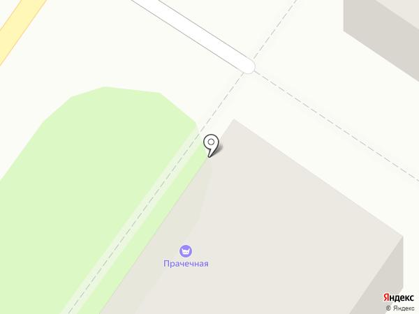 Лиса на карте Твери