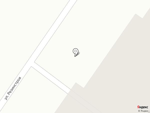 Лазурь, ТСЖ на карте Твери
