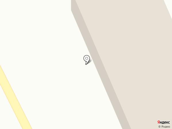 Бумеранг на карте Товарково
