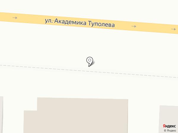 Удачи на карте Твери