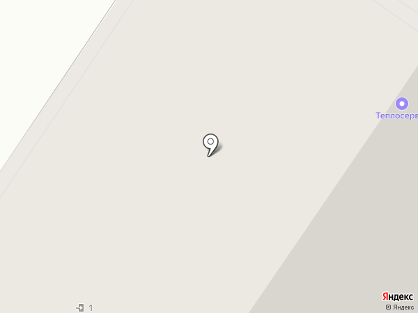 БетонСтрой на карте Твери