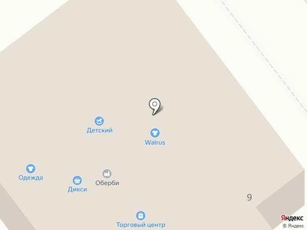 FixPrice на карте Товарково