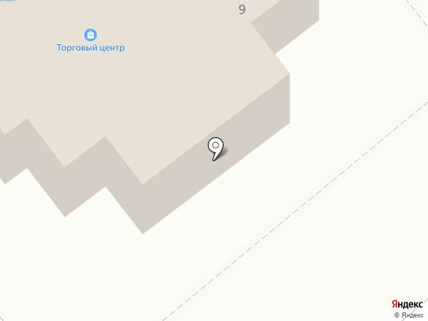 Кафе-кондитерская на карте Товарково