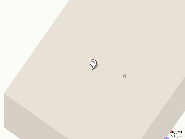 Контурдом на карте Твери