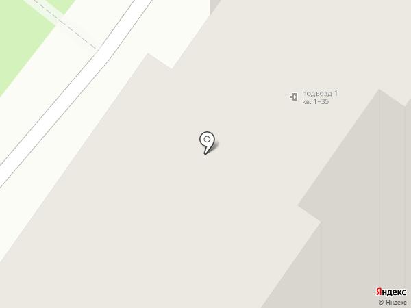 Фея на карте Твери