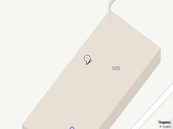 Бержер на карте Твери