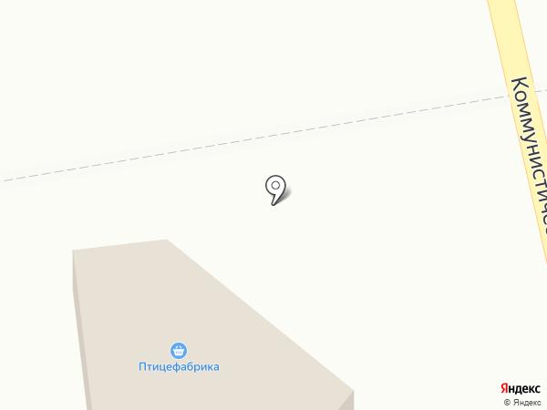 ТД Курская птицефабрика на карте Прямицыно