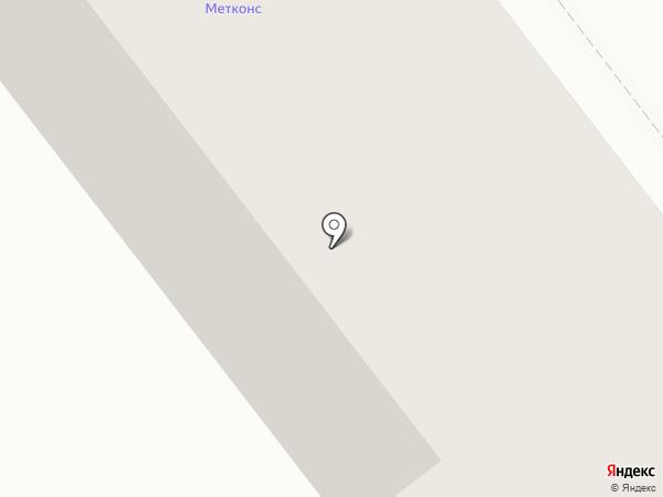 Производственная компания на карте Товарково