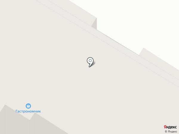 Академия, ЧОУ ДО на карте Твери