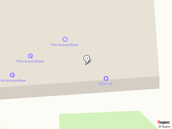 Мясная лавка на карте Прямицыно