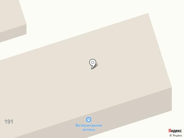 Магнит на карте Прямицыно