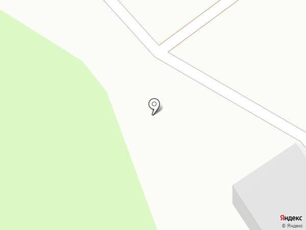 Автостоянка на карте Товарково