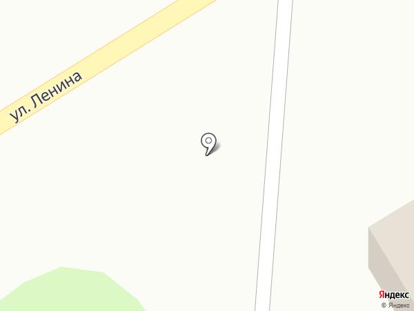 Гранитная мастерская на ул. Ленина на карте Товарково
