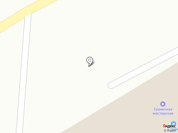 Гранитная мастерская на карте Товарково