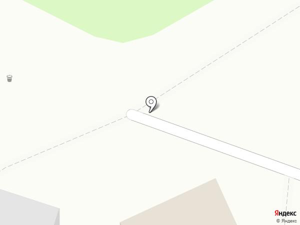 Киоск по продаже фастфудной продукции на карте Твери