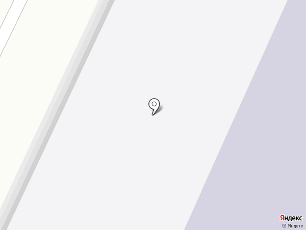 Полотняно-Заводская средняя общеобразовательная школа №2 на карте Полотняного Завода