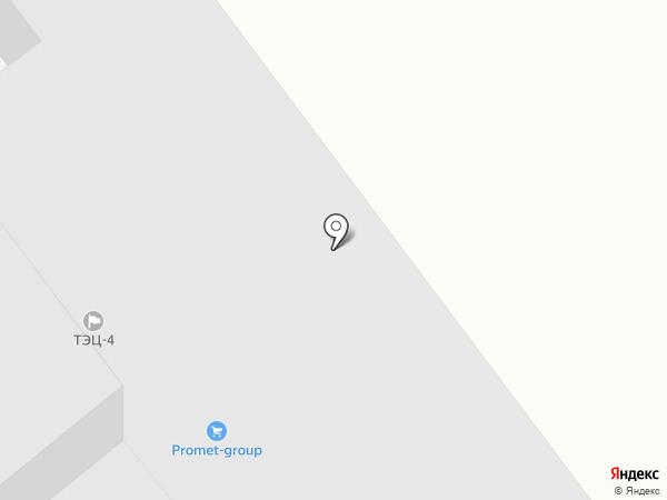 Profi metal Group на карте Твери