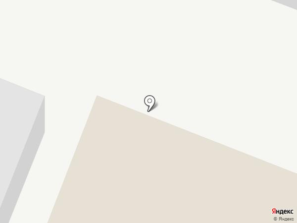 Тверь-СВ на карте Твери