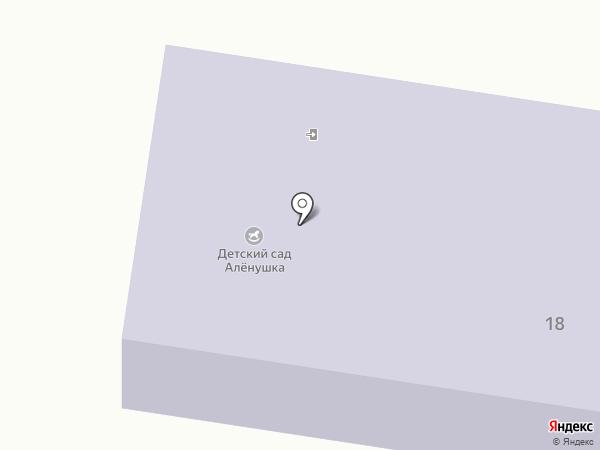 Алёнушка на карте Товарково