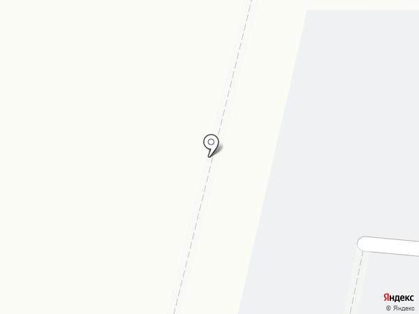 Гончаров Дом на карте Полотняного Завода