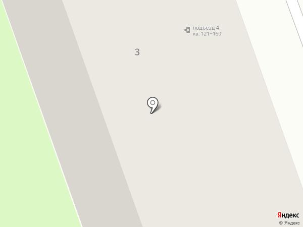 Шторм на карте Орла