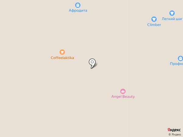 WT-парикмахер на карте Орла