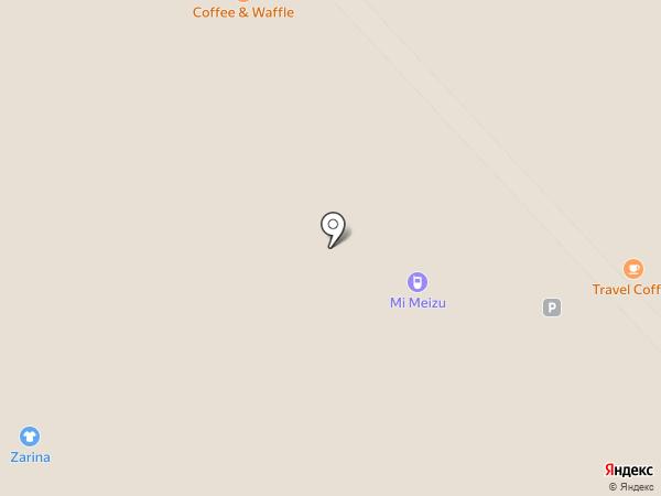 Часики на карте Орла