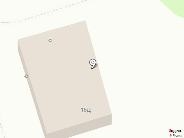 Анжелика на карте Орла