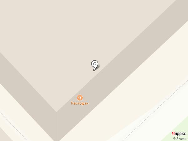 ГРИНН на карте Орла