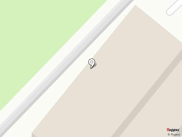 Орловский ипподром на карте Орла