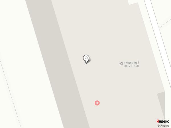 Участковый пункт полиции №7 на карте Орла